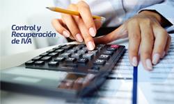 CONTROL Y RECUPERACION DE IVA